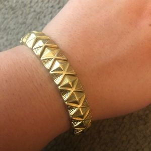 Cute Aztec Gold bracelet